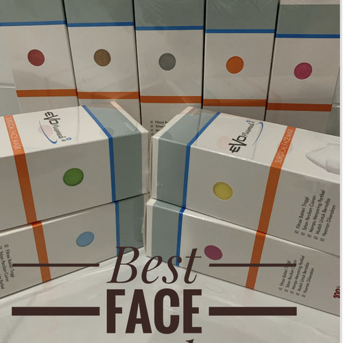 Foto Produk masker evo plusmed box 25 pcs - Orange dari best face mask