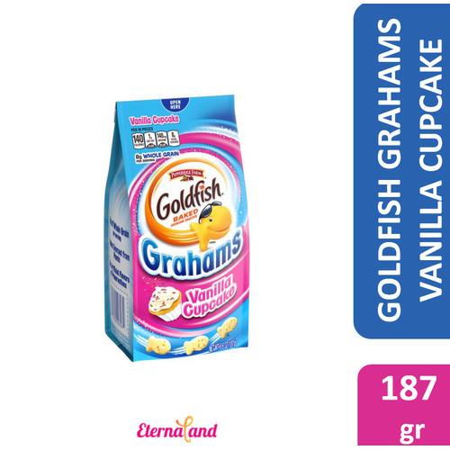 Foto Produk Goldfish Baked Snack Crackers Vanilla Cupcake 6.6 oz dari Eternaland