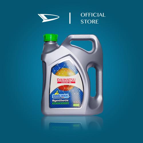 Foto Produk Daihatsu Genuine Oil 5W-30 API SN/GF-5 Synthetic 3.5L dari Daihatsu Part & Oil