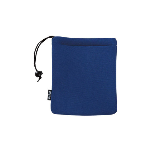 Foto Produk Soft Cushion Pouch Bag Case Instax Mini - Blue dari taskamera-id