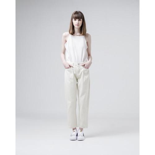Foto Produk This Is April Evan Pants - Cream - M dari This Is April