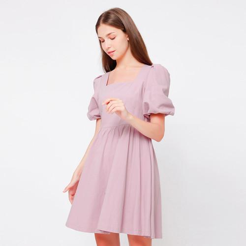 Foto Produk Chocochips - Yssac Dress Lilac - Merah Muda, M dari Chocochips Official Shop