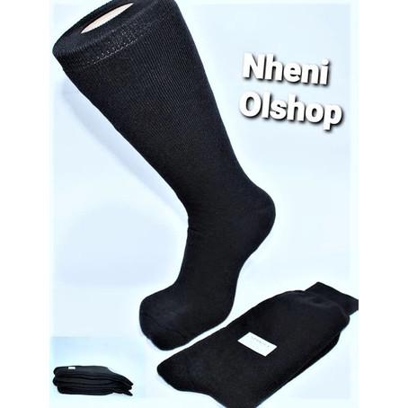 Foto Produk kaos kaki TNI POLRI pria tebal - Hitam dari Nheni Grosir Kaos kaki