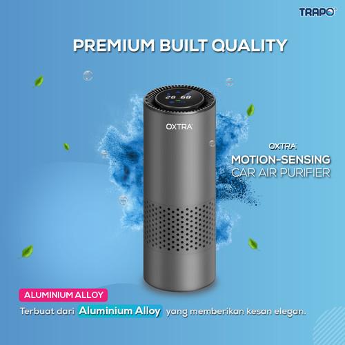 Foto Produk Trapo Oxtra Motion-Sensing Car Air Purifier dari Trapo Indonesia