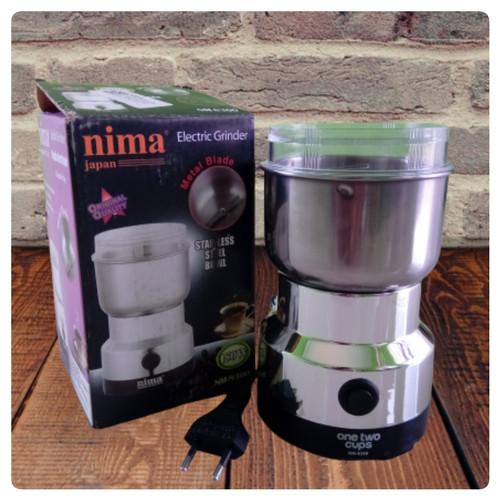 Foto Produk Blender alat penggiling kopi obat biji kacang bumbu dapur electric dari RIZA OL SHOP