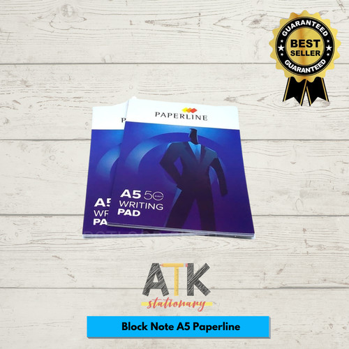 Foto Produk Block Note Paperline A5 atk dari Atkstationary