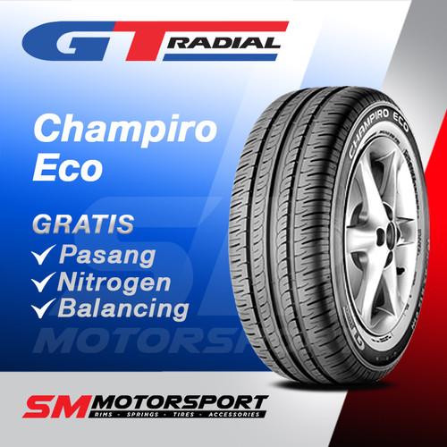 Foto Produk Ban Mobil GT Radial Champiro Eco 175/65 R14 14 dari YopieSMmotor
