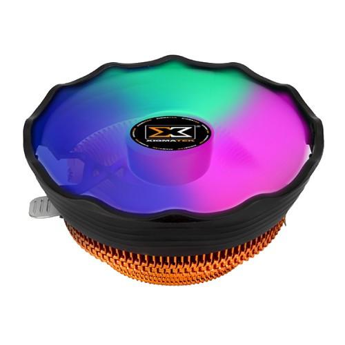 Foto Produk XIGMATEK Apache Plus - Universal CPU Cooler Rainbow LED dari AL computerr