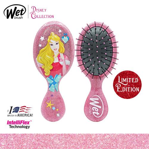 Foto Produk The Wet Brush Mini Disney Glitter Ball Aurora dari LA Girl Indonesia