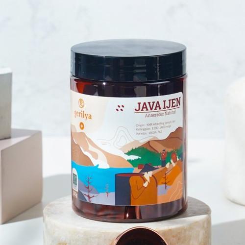 Foto Produk Kopi Ijen Natural Anaerob 100 gram dari Gerilya Coffee