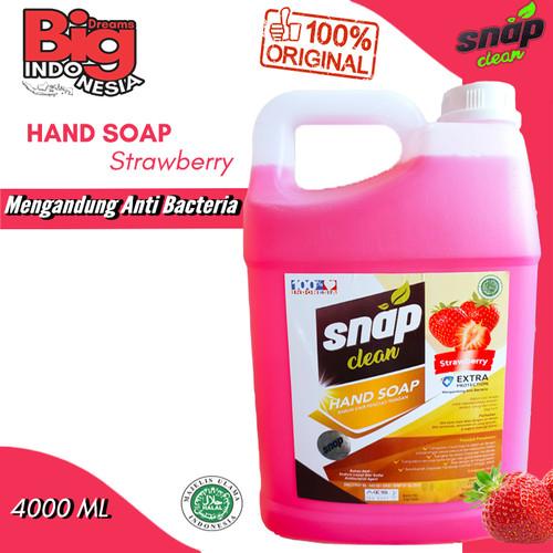 Foto Produk Sabun Cuci Tangan / Sabun Pencuci Tangan / Handsoap | Strawberry 4L dari BigdreamsINDONESIA