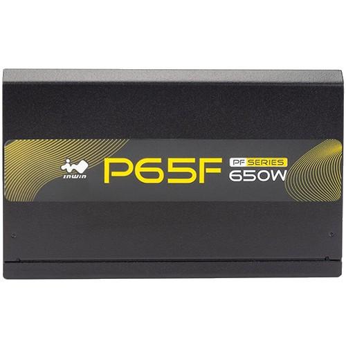 Foto Produk INWIN POWER SUPPLY 650W GOLD - PSU INWIN P65F - 650W 80+ GOLD RESMI dari AL computerr