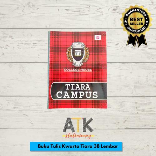 Foto Produk Buku Tulis Campus Tiara Kwarto 38 Lembar atk dari Atkstationary