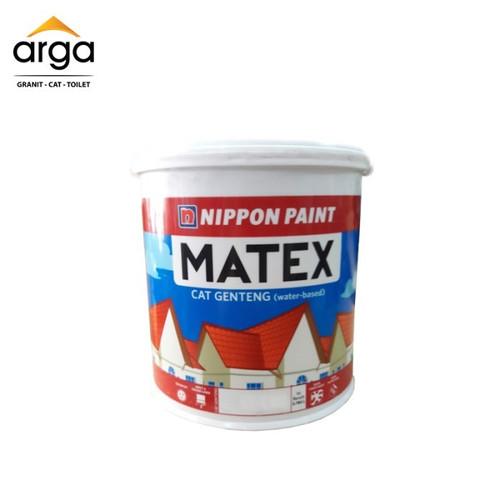 Foto Produk CAT GENTENG MATEX 5 KG dari ARGA Bahan Bangunan