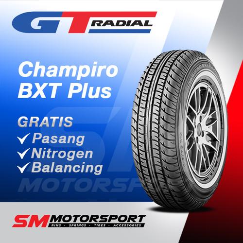 Foto Produk Ban Mobil GT Radial Champiro BXT Plus 195/70 R14 14 dari YopieSMmotor