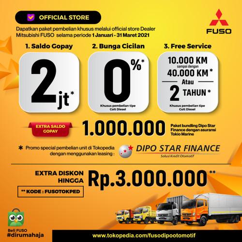 Foto Produk PROMO - JANUARI 2021 dari FUSO DIPO OTOMOTIF