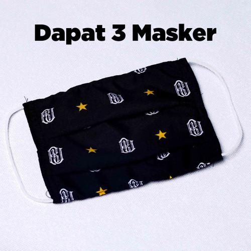 Foto Produk Bali United Anti-Bacterial Mask - Earloop Karet, Pria dari Bali United Official