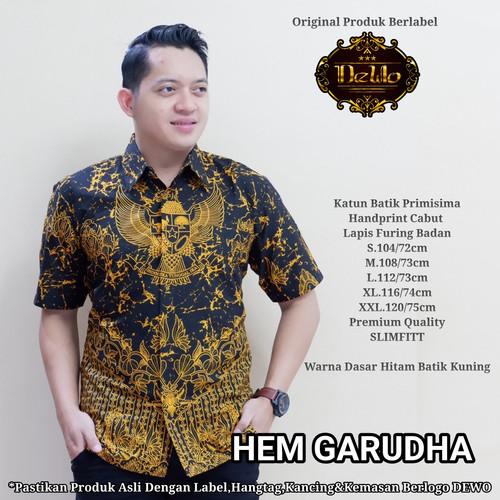 Foto Produk batik alisan slimfit kemeja dewari premium dari Jivan Batik