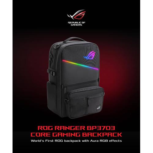 Foto Produk ASUS ROG RANGER BP3703 CORE GAMING BACKPACK dari ITGARAGEID