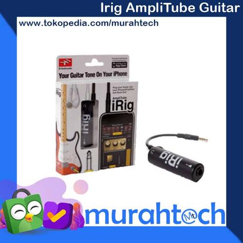 Foto Produk iRig AmpliTube Guitar Interface Adapter For IOS & Android dari MurahTech