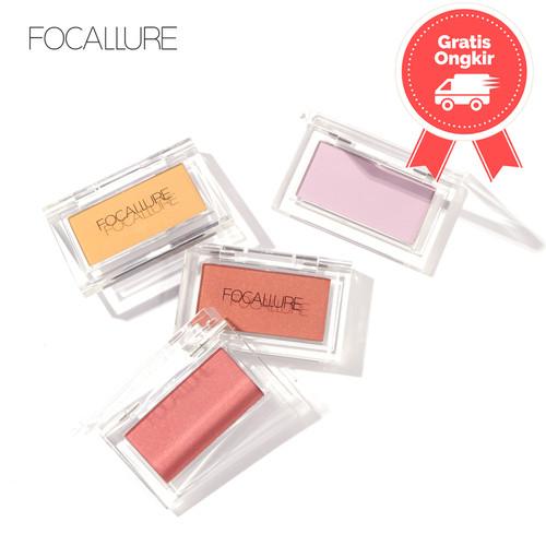 Foto Produk FOCALLURE Blush Makeup Face Blusher Cosmetic Pressed Powder FA77 - FA77-02 dari beauty entity
