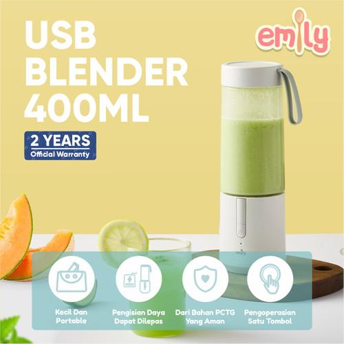 Foto Produk Emily USB Portable Blender / USB Portable Juicer dari Emily and Bear Indonesia