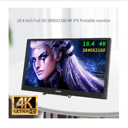 Foto Produk Portable Gaming Monitor 18.4 Inch 4K - HDMI USB-C Port - KENOWA K18-4K dari EtalaseBelanja