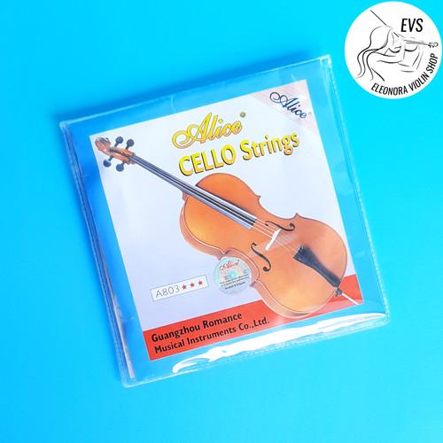 Foto Produk Senar Alice A803 - Cello dari Eleonora Violin Shop