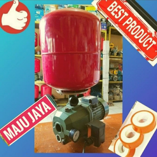 Foto Produk Pompa air jet pump NATIONAL 40 meter 370 dabavon (Links GOSEND) dari Maju jaya ciledug