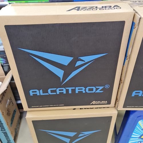 Foto Produk Casing Alcatros Azzura NEO 6000 dari AL computerr