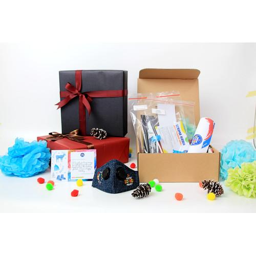 Foto Produk ESP Gift Box Hampers 3 - 2 Kit in a Box & Mask / Pencil Case dari Einstein Science Project