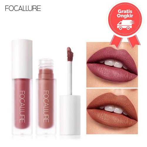 Foto Produk FOCALLURE Staymax Matte lipstik tahan lama anti air FA134 - FA134-07 dari beauty entity