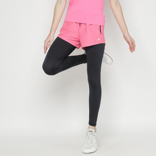 Foto Produk Corenation Active Febby Shorts Legging - Black / Pink dari CoreNation Active