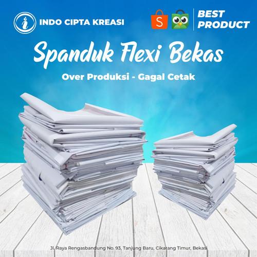 Foto Produk Spanduk Banner Bekas dari cv. indo cipta kreasi