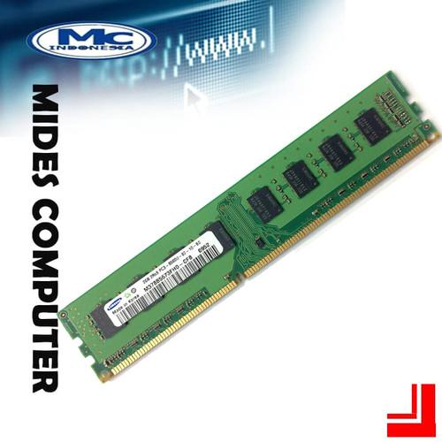 Foto Produk Ram Memory Buat PC 2 Gb 2Rx8 Pc3-8500 dari Mides Komputer