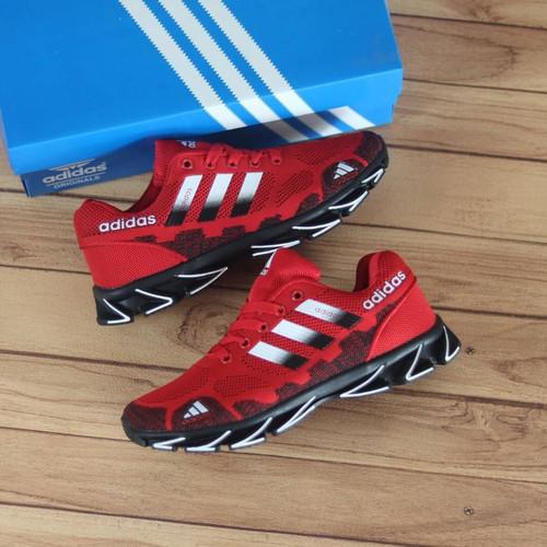 Foto Produk Sepatu Pria Adidas Springblade Sepatu Olahraga Imort Premium Original - gambar 1, 40 dari Jodimedia