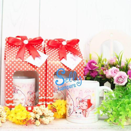 Foto Produk Souvenir Samuel/ hampers/baby one month/birthday souvenir/manyue dari Selly Hampers