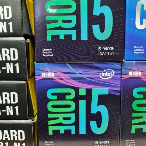 Foto Produk PROCESSOR I5 9400F BOX dari AL computerr