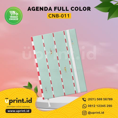 Foto Produk Agenda A5 Hardcover/ Notebooks / Buku Catatan - CNB011 - BLANK dari Uprint.id