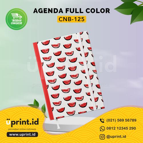 Foto Produk Agenda A5 Hardcover/ Notebook / Buku Catatan - CNB125 - BLANK dari Uprint.id