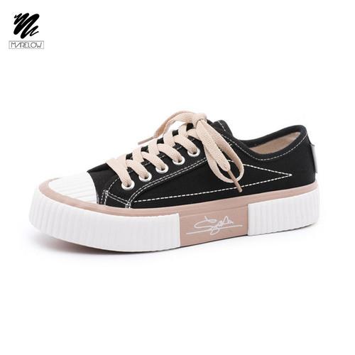 Foto Produk Marelow Misyel LO - Sepatu Sneakers Canvas Wanita - Purple,39 dari Marelow