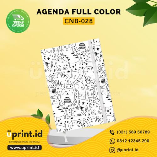 Foto Produk Agenda A5 Hardcover/ Notebooks / Buku Catatan - CNB028 - BLANK dari Uprint.id