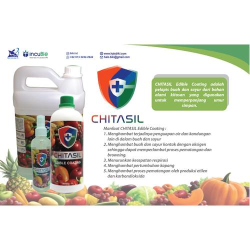 Foto Produk Pengawet Buah alami CHITASIL Edible Coating 5 Liter Kosentrat dari BerkahInovasikreatif