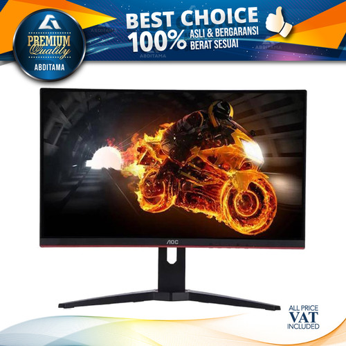 "Foto Produk Monitor LED AOC 27G2E 27"" IPS 144Hz 1ms VGA HDMI DP FreeSync dari Abditama Official"