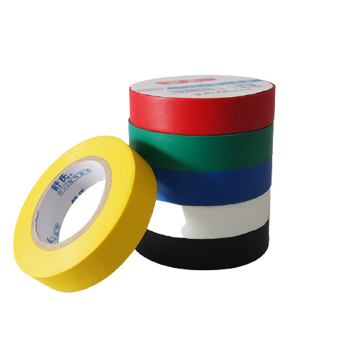 Foto Produk ISOLASI KABEL LISTRIK PVC (Electrical Tape) - WARNA WARNI - Hitam dari PT FUTURESTAR INDONESIA