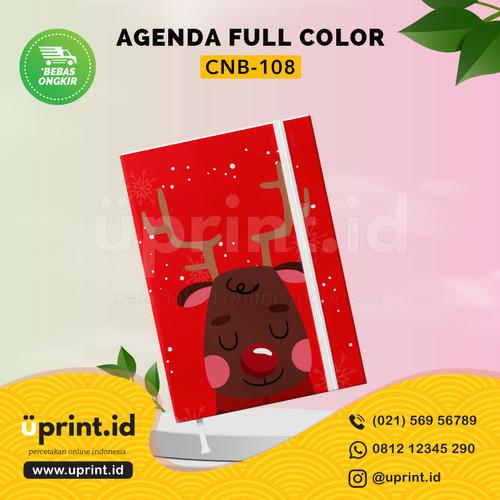 Foto Produk Agenda A5 Hardcover/ Notebook / Buku Catatan - CNB108 - BLANK dari Uprint.id