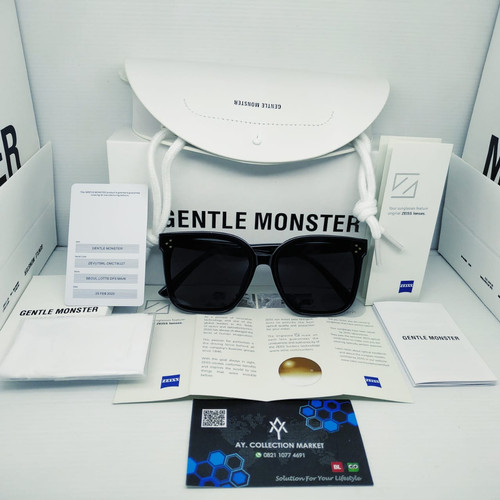 Foto Produk Kacamata Wanita Sunglasses Gentle Monster GM Her Mirror Clone 1:1 Best dari AY-COLLECTION MARKET