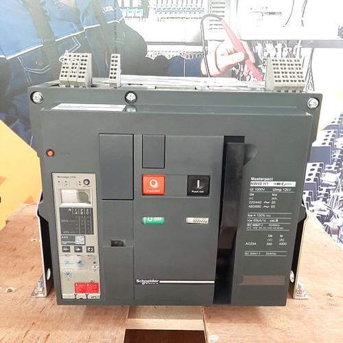 Foto Produk ACB Schneider MasterPact NW12H1 NW12 H1 1250A 3 Pole Untuk Drawout DO dari SURYA-ELEKTRIK