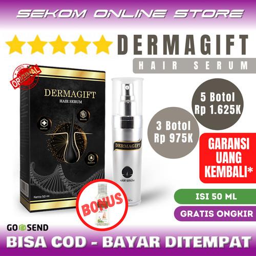 Foto Produk DERMAGIFT Serum Penumbuh Rambut Original - Garansi Uang Kembali dari SEKOM ONLINE STORE