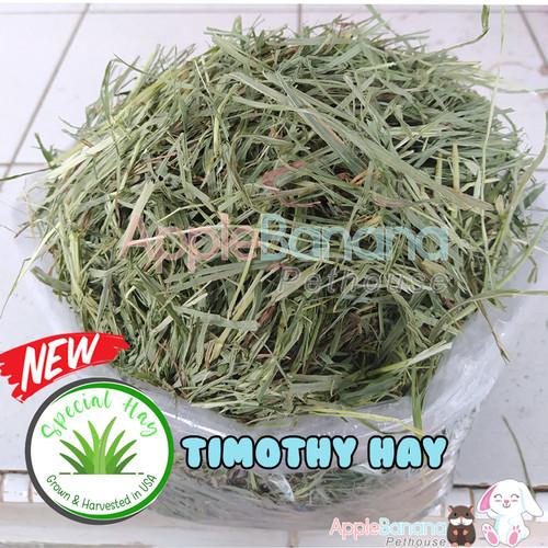 Foto Produk Timothy Hay 500 gr SH Special Hay-Rumput Hay Timothy 500gram dari Apple Banana Pethouse
